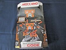 Meccano Engineering-Micronoid Code Magna-Program Through Your Computer-