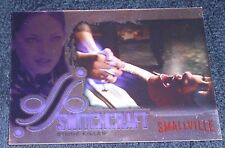 SMALLVILLE SEASON 4 - SWITCHCRAFT - FOIL INSERT #SW5