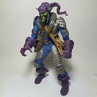"Spiderman MARVEL LEGENDS 12"" GREEN GOBLIN Figure 2005 Marvel - Toy Biz COMPLETE"