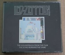 Led Zeppelin, the soundtrack from the film - the song remains the same, 2CD gros