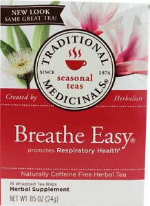 Breathe Easy Tea by Traditional Medicinals