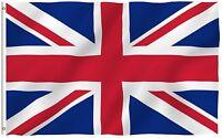 3x5 British Union Jack United Kingdom UK Great Britain Flag 3'x5' Banner UK