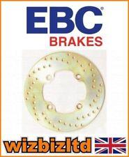 Discos de freno EBC color principal plata para motos