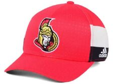 Ottawa Senators NHL Adidas Draft Stretch Fitted Hat