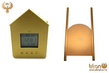 ELITE Apriporta per pollaio con timer Titan Incubators PIU' porta in metallo
