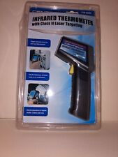 Infrared Thermometer with Class II Laser Targeting