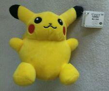 """2014 Pikachu Banpresto 5"""" Plush Stuffed Animal Pokemon Figure Toy NWT"""