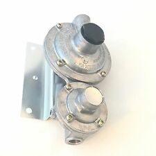 LPG DUAL STAGE GAS REGULATOR Suits Most Brand Caravans And Campers