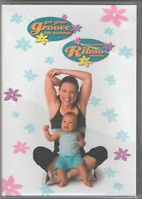 DVD - GET  YOUR GROOVE ON MAMA - Exercise Yourself Back To Your Pre-Baby Shape