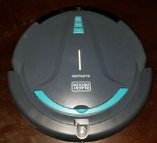 Black & Decker Dustbuster Robotic Vacuum BDH5000 bagless, lightly used