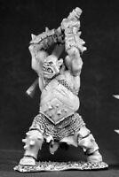 1 x BLACK ORC HERO - DARK HEAVEN LEGENDS REAPER miniature jdr rpg 03405