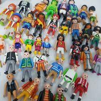 Playmobil Figures Job Lot Bundle Accessories Pirates Clowns Skeleton