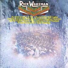 Rick Wakeman - Journey To The Center (Audio CD - 2004) [Import] NEW