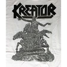 T-Shirt KREATOR I survived the moshpit - Size XL - New - Official merchandising