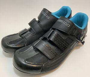 Shimano Women's Cycling Shoes Black Size 42 US 9.5 RP3W