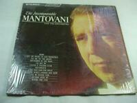 The Incomparable Mantovani & His Orchestra - PS-392 Stereo