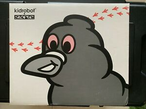 Kidrobot x Staple Pigeon Jeff Staple 2011