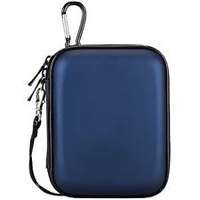 Lacdo Waterproof Hard Eva Shockproof Carrying Case for Seagate Backup Plus Slim