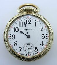 1910 South Bend The Studebaker Pocket Watch 21 Jewel RARE 229