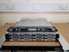 Dell EqualLogic PS4100XV 7.2TB iSCSI SAN Storage Array (12x 600GB 15K SAS)