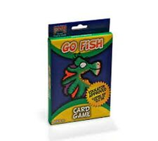 1 Deck Go Fish Playing Cards Game Bicycle matching ages 3+ educational new