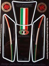 Ducati Streetfighter 2009 - 2015 Motorcycle Tank Pad Motografix 3D Gel Protector