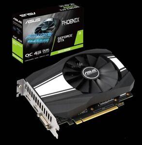 Asus Phoenix Nvidia GeForce GTX 1650 Super 4GB GDDR6 OC edition- PH-GTX1650S-O4G