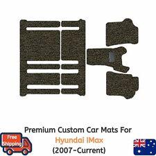 Goroo Custom Car Floor Mats For Hyundai iMax 8 seaters - 3 rows (2007 - Current)