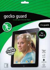 Gecko Guard 2x Anti Glare Films for iPad iPad 2 iPad 3