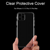 Back Case Clear Protective Cover Camera Lens Protector For IPhone 11 Pro Max