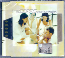 The Corrs. Would you be happier? (2001) CDSingle NUOVO SIGILLATO The Long and Wi