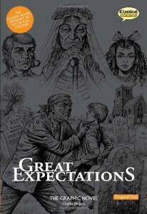 Great Expectations The Novela Gráfica: Original Texto (British Inglés) De Carlos