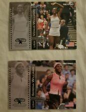 Serena Williams Venus Williams Netro Cards