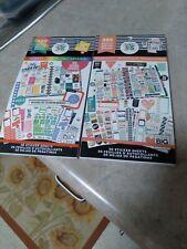 (2)Create 365 Happy Planner Rainbow Sticker Sheets