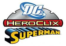 HEROCLIX SUPERMAN Superman 057 CHASE (Reign of the Supermen)