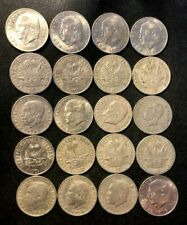 Vintage Haiti Coin Lot - 20 EXCELLENT COINS - 1906-1975 - Lot #A2