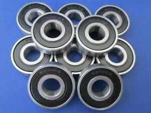 Rillenkugellager 60092RS Rumänien 45x75x16 mm KOYO von Kugellager-Premium