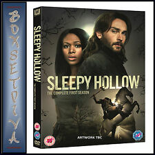 SLEEPY HOLLOW - COMPLETE SEASON 1 **BRAND NEW DVD**