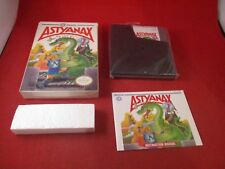 Astyanax (Nintendo Entertainment System, 1990) NES COMPLETE w/ Box manual game