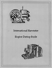 IHC Engine Dating Guide