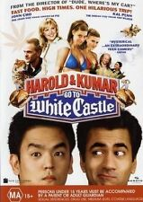 Harold & Kumar Go To White Castle-DVD VERY GOOD CONDITION FREE POSTAGE AUS WIDE