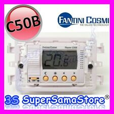 Termostato ambiente in vendita ebay for Fantini cosmi c50