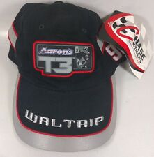 Michael Waltrip Aaron's dream machine #99 Terminator 3 T3 NASCAR hat Chase Auth