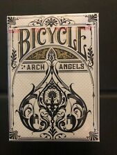 Rare BICYCLE ARCHANGELS playing cards. New sealed deck