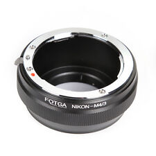 Adapter Ring Nikon AI Lens to Micro 4/3 M4/3 Mount Camera GF6 G6 GX7 E-P5 GH4 3