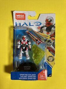 Mega Construx HALO series 9 - SPARTAN SOLDIER Brand New Figure