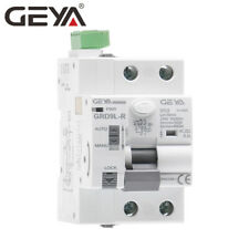 Geya Elcb Auto Recloser 230V Reclosing Device with 2P 40A 63A 30mA 300mA Rccb