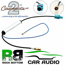 Car Radio Stereo Male Fakra SMB DAB+ Amplified Booster Aerial Antenna CT27AA111