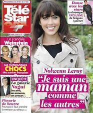 TELE STAR n°2143 28/10/2017  Nolwenn Leroy/ Scandale Weinstein/ Nagui/ Hemsworth