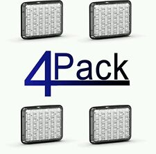 NEW 4 Pack of Feniex Wide-Lux 9X7 Surface Mount Light